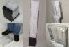 Prospektständer faltbar A4 ECON NEO Prospekttasche