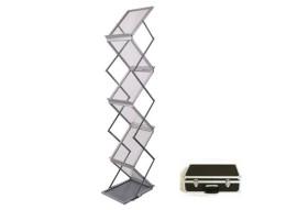 Prospektständer faltbar A4 ZED-UP Lite