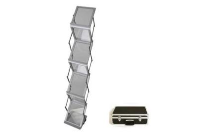 Prospektständer faltbar A5 ZED-UP Lite
