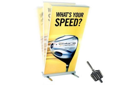 Roll Up Expand MediaScreen 2 Outdoor (850 mm)