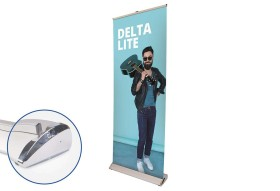 RollUp Banner CHROME  (850 – 1000 mm)