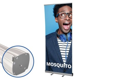 RollUp Banner MOSQUITO  (800 – 2000 mm)
