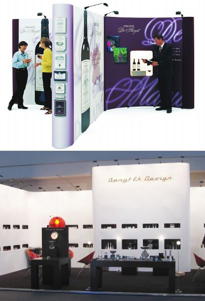 PopUp Display Expand 2000 individuell