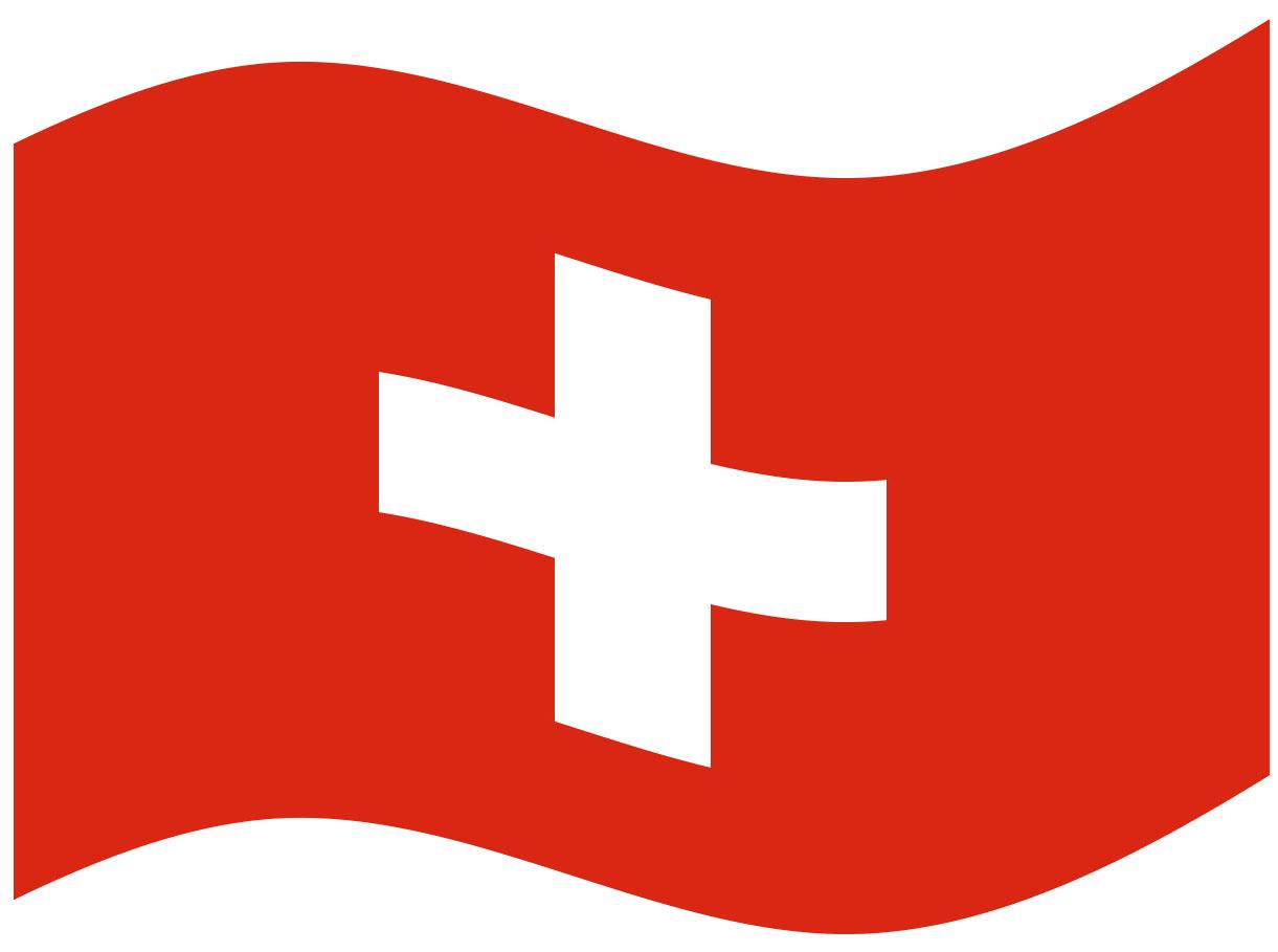 Prospektständer für die Schweiz