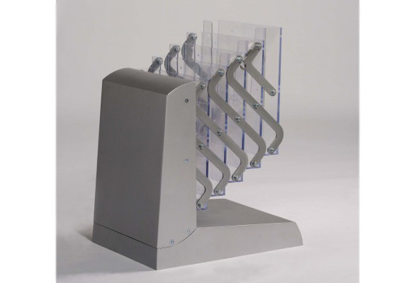 Prospektständer faltbar A4 TASTE - Bodenständer